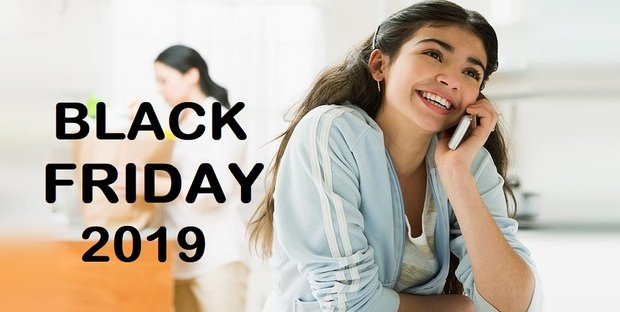 Black Friday 2019: offerte TIM, Vodafone, Wind e Tre