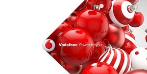 Vodafone Happy Xmas: offerte e regali in vista del Natale, come funziona