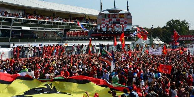 Formula Uno: Gran Premio di Monza fino al 2024