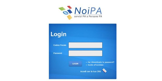 NoiPa: arriva il self service per i supplenti
