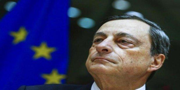 """Bce, l'allarme di Draghi: """"Italia frena la crescita Ue"""""""