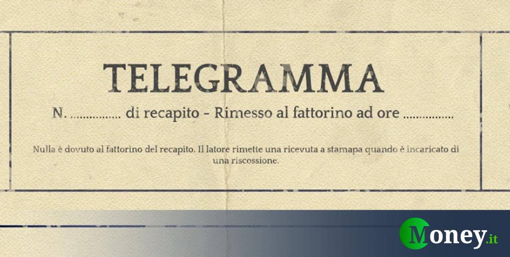 Frasi Matrimonio Telegramma.Fare Un Telegramma Guida A Costi E Procedure Dei Servizi Tim E