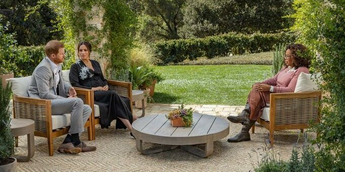 Meghan e Harry da Oprah: intervista in italiano in TV e streaming
