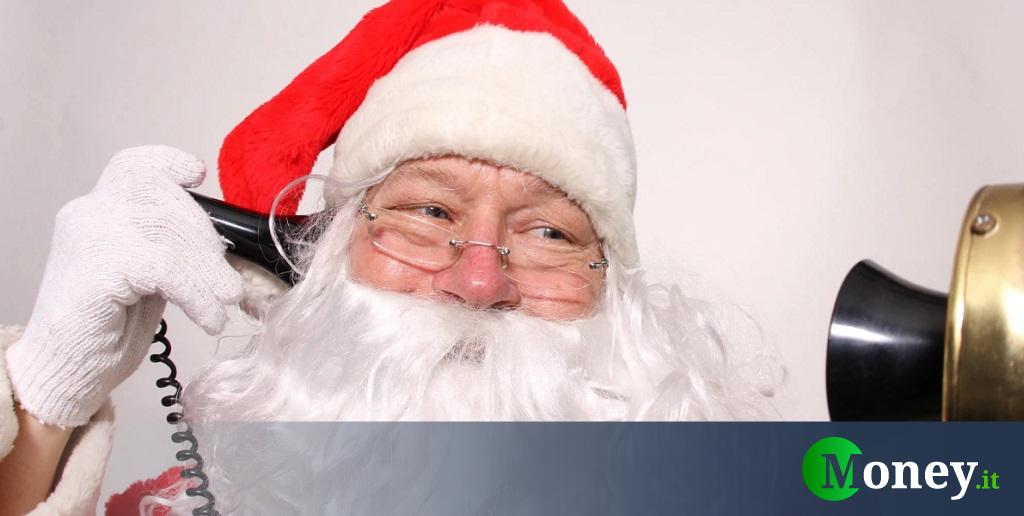 Sito Ufficiale Di Babbo Natale.Come Chiamare Babbo Natale Al Telefono