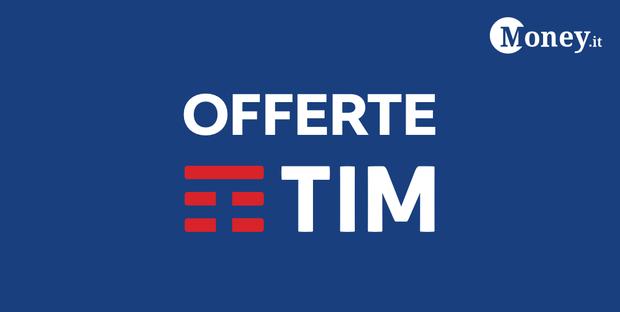 Passa a TIM: le offerte migliori di gennaio 2020