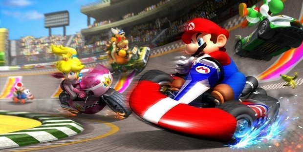 Mario Kart Tour è uscito: novità e download per iOS e Android