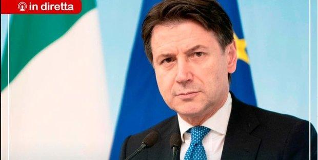 """Conte: """"Recovery Fund tappa importante nella storia UE"""""""