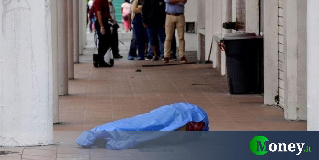 Coronavirus in Ecuador, dove i morti sono gettati in strada