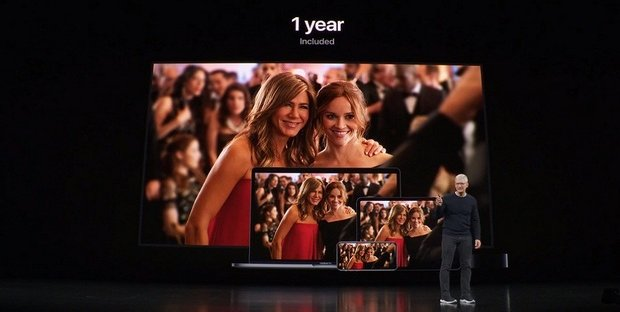 un anno apple tv gratis