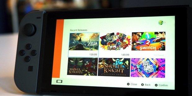 42c62d12ac07 Modifica Nintendo Switch  ecco come giocare gratis