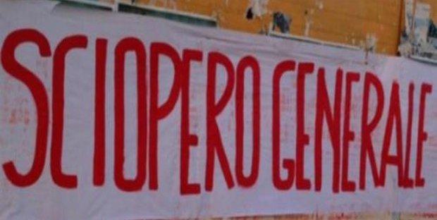 Coronavirus sciopero generale sindacati aziende aperte per pressioni sul governo