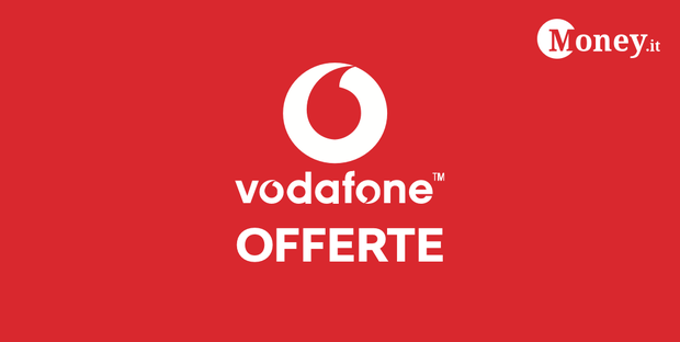 Passa a Vodafone: le offerte migliori di agosto 2019