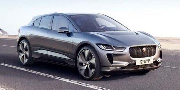 jaguar land rover lancerà 3 nuovi veicoli elettrici nel 2021
