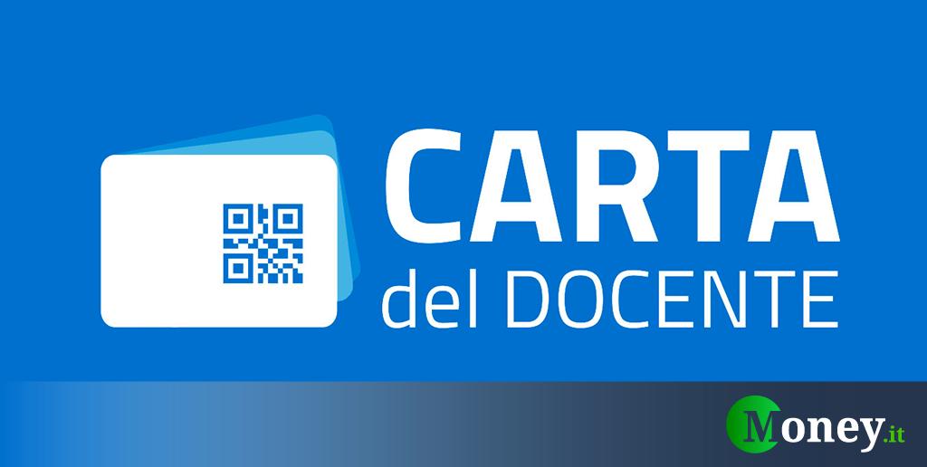 Carta Docente 2018 2019 Date Acquisti Possibili E Cumulabilita Con Bonus Precedenti
