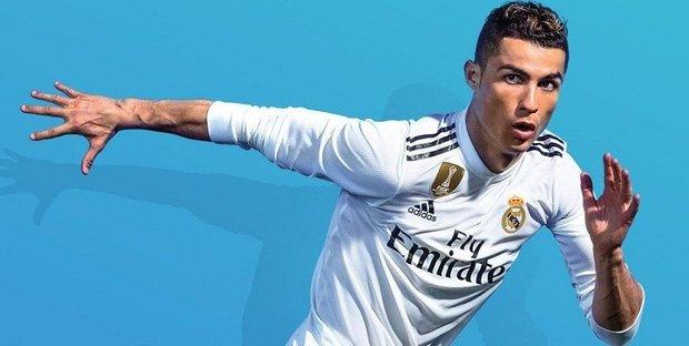 Cristiano Ronaldo alla Juve. Anche sulla copertina di Fifa 19?