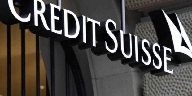 Credit Suisse raddoppia l'utile netto nel secondo trimestre