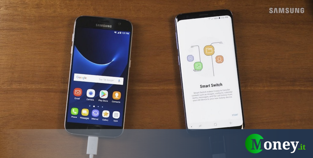 Samsung Galaxy Come Trasferire I Dati Su Un Nuovo Smartphone