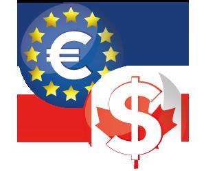 Cambio euro dollaro canadese forex