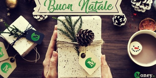 Auguri di Buon Natale e Buone Feste da Money.it