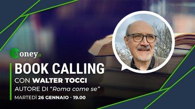 """Book Calling #11: """"Roma come se"""", alla ricerca del futuro per la Capitale con Walter Tocci"""