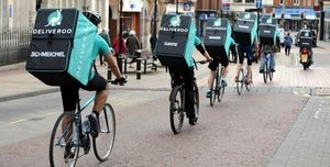 Amazon ha acquisito Deliveroo? I sospetti dell'Authority britannica