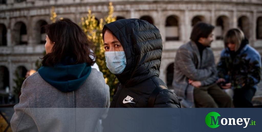 Coronavirus a Roma: mappa dei quartieri con più contagi