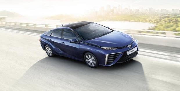 Eni: collaborazione con Toyota per favorire rifornimento ad idrogeno