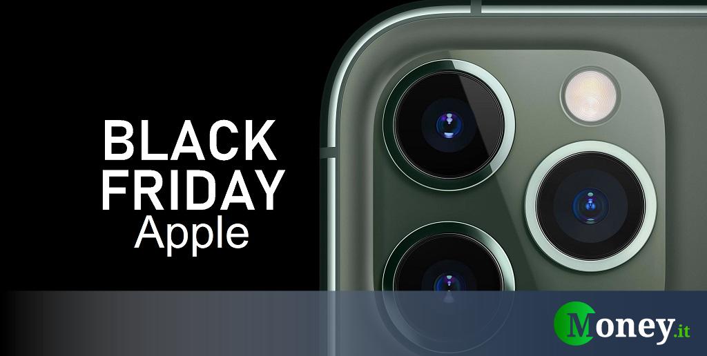 iPhone Black Friday 2019: le migliori offerte Apple