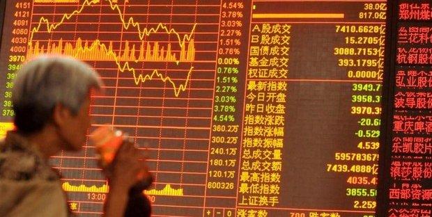 Mercati: profondo rosso dopo i dati dalla Cina