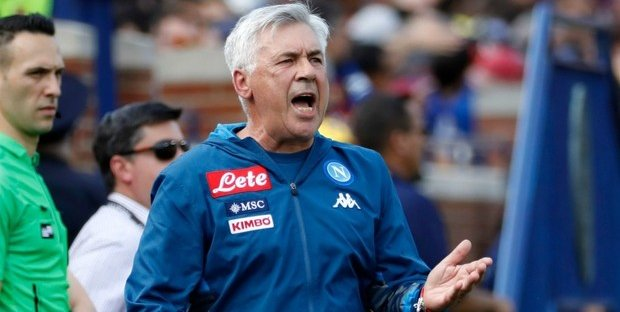 Ancelotti rivela: