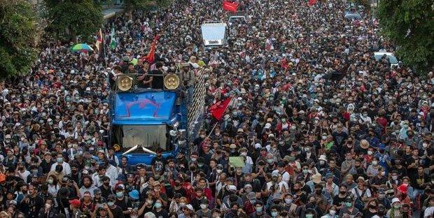 Proteste in Thailandia: perché e cosa sta succedendo