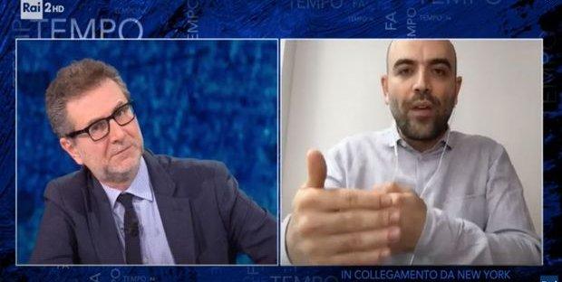 Roberto Saviano, è bufera dopo le accuse ai commercialisti. Bazooka centrodestra: vergognoso
