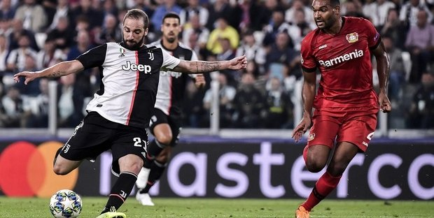 Bayer Leverkusen-Juventus in diretta streaming Champions League: dove vederla