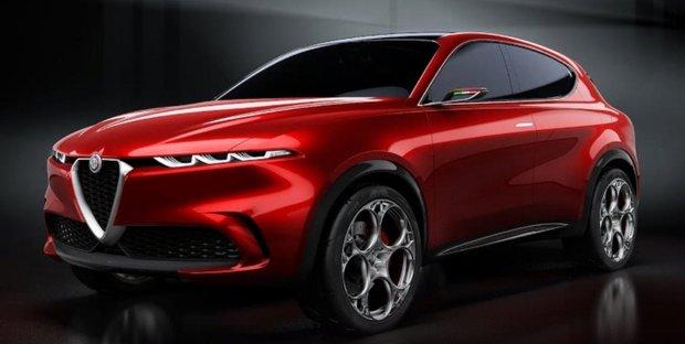 Alfa Romeo Tonale: a Ginevra il primo SUV ibrido plug-in del Biscione