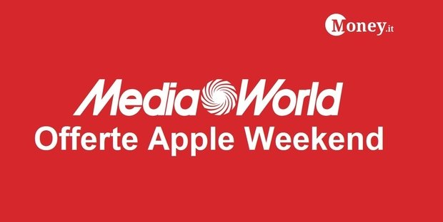 Volantino Mediaworld Apple: offerte iPhone, AirPods, iPad e MacBook