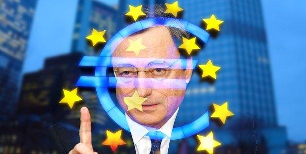 Draghi, allarme crescita: