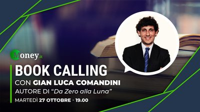 Book Calling #5: Da Zero alla Luna, in viaggio nella Blockchain con Gian Luca Comandini