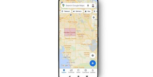 Google Maps evidenzia i casi di Coronavirus: sulle mappe i focolai
