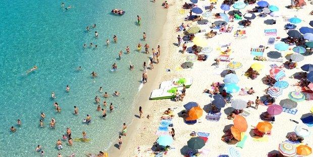 Custonaci: spiagge libere vietate il 14, il 15 e il 16 agosto