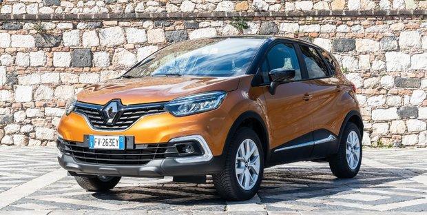Renault Captur 2019 Novita Scheda Tecnica E Prezzi