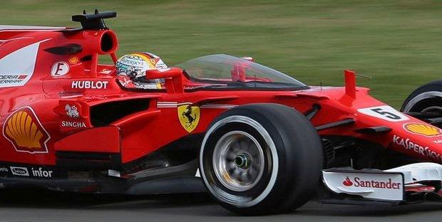 Formula 1 quanto costa realizzare una monoposto ferrari - Quanto costa una porta a soffietto ...
