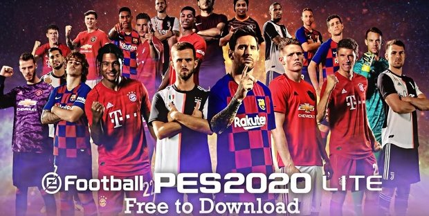 PES 2020 Lite gratis: download e differenze per PS4, Xbox e PC