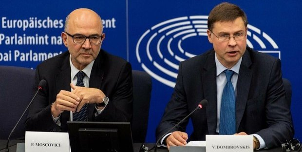 L'Europa boccia la manovra italiana, verso la procedura d'infrazione
