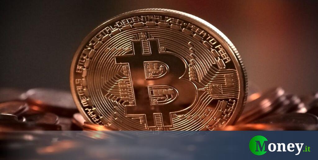 è bitcoin scambiati in borsa