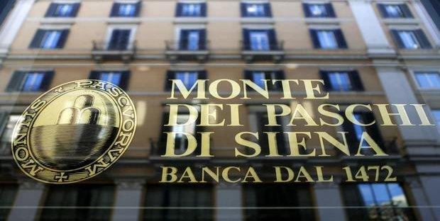 La frenata del Pil italiano preoccupa Banca Mps