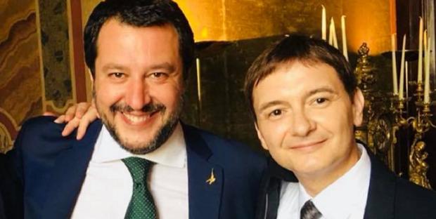 Chi è e quanto guadagna Luca Morisi, lo spin doctor di Matteo Salvini?