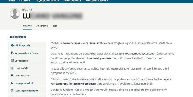 INPS: dati personali esposti online, grave falla di sicurezza