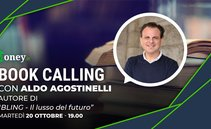 """Book Calling #2: la lussurizzazione della società attraverso il digitale spiegata da Aldo Agostinelli, autore di """"Bling, Il Lusso Del Futuro"""""""