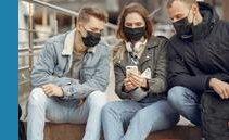 Cosa rischia chi non indossa la mascherina dalle 18 alle 6
