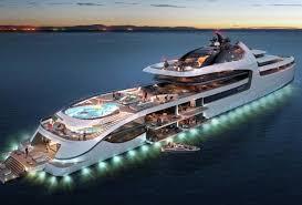 Yacht Streets of Monaco